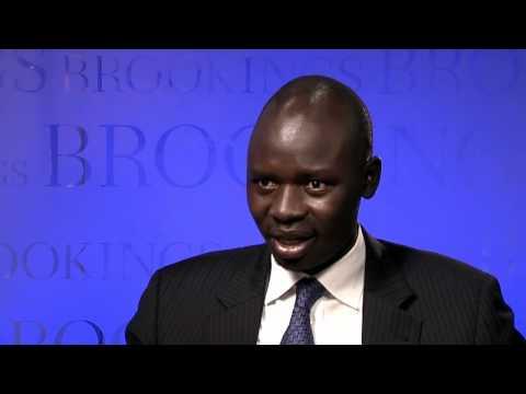 Peter Biar Ajak Interview (Brookings Inst)