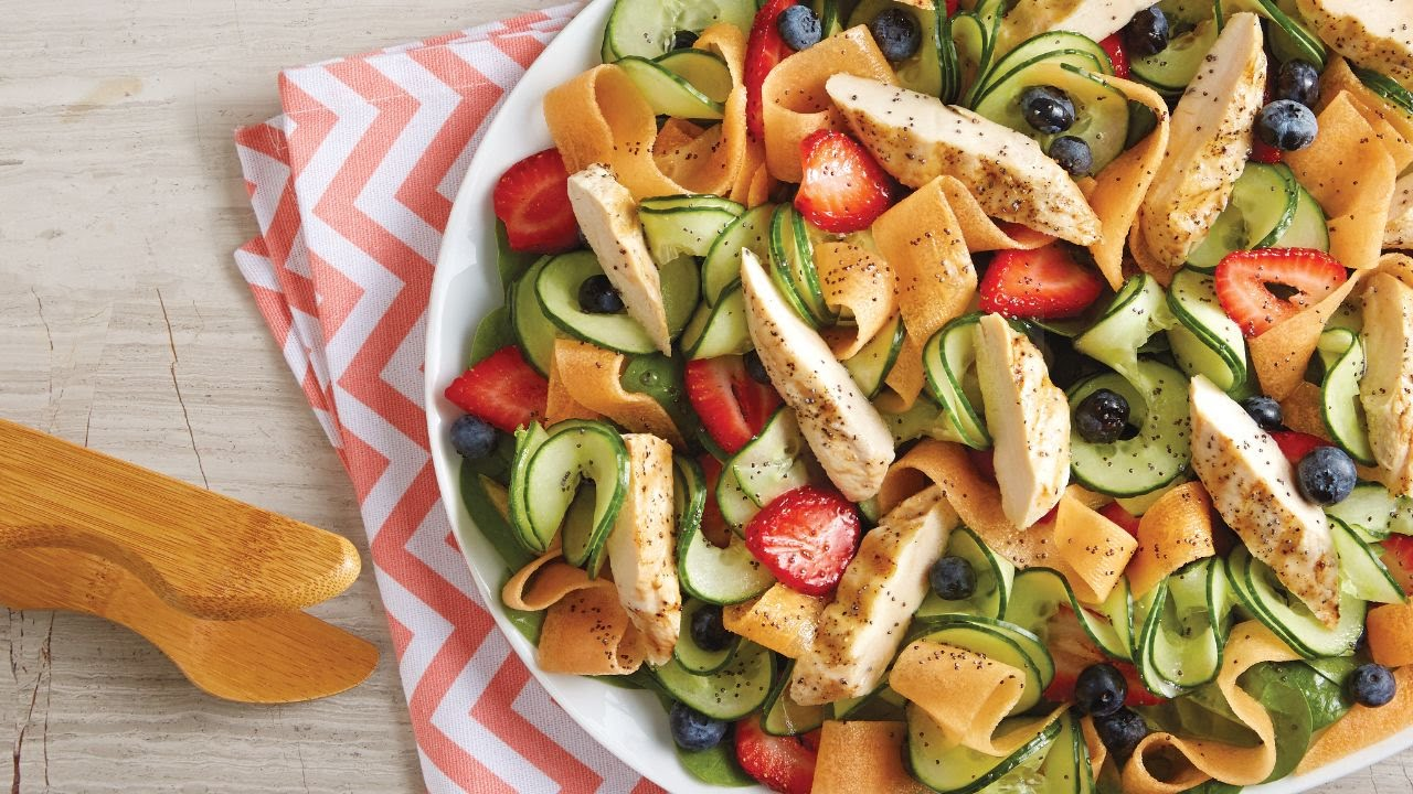 recipe: pampered chef cobb salad recipe [17]