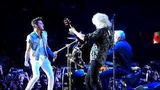 Queen + Adam Lambert - Under Pressure - 09/16/2015 - Live in Sao Paulo, Brazil