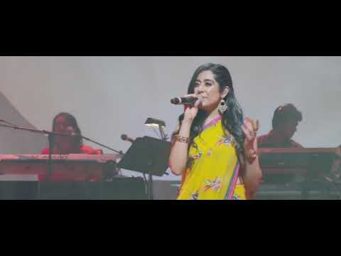 Chinna Chinna Aasai song || One Heart movie || Concert film || AR Rahman || Rahmaniac world