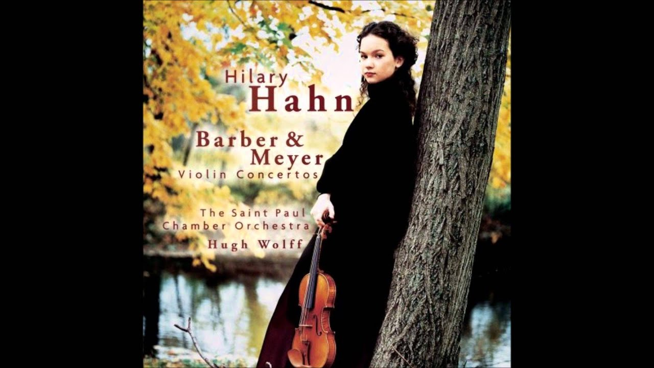 Autumn s concerto wallpaper - Barber Violin Concerto Opus 14 I Allegro
