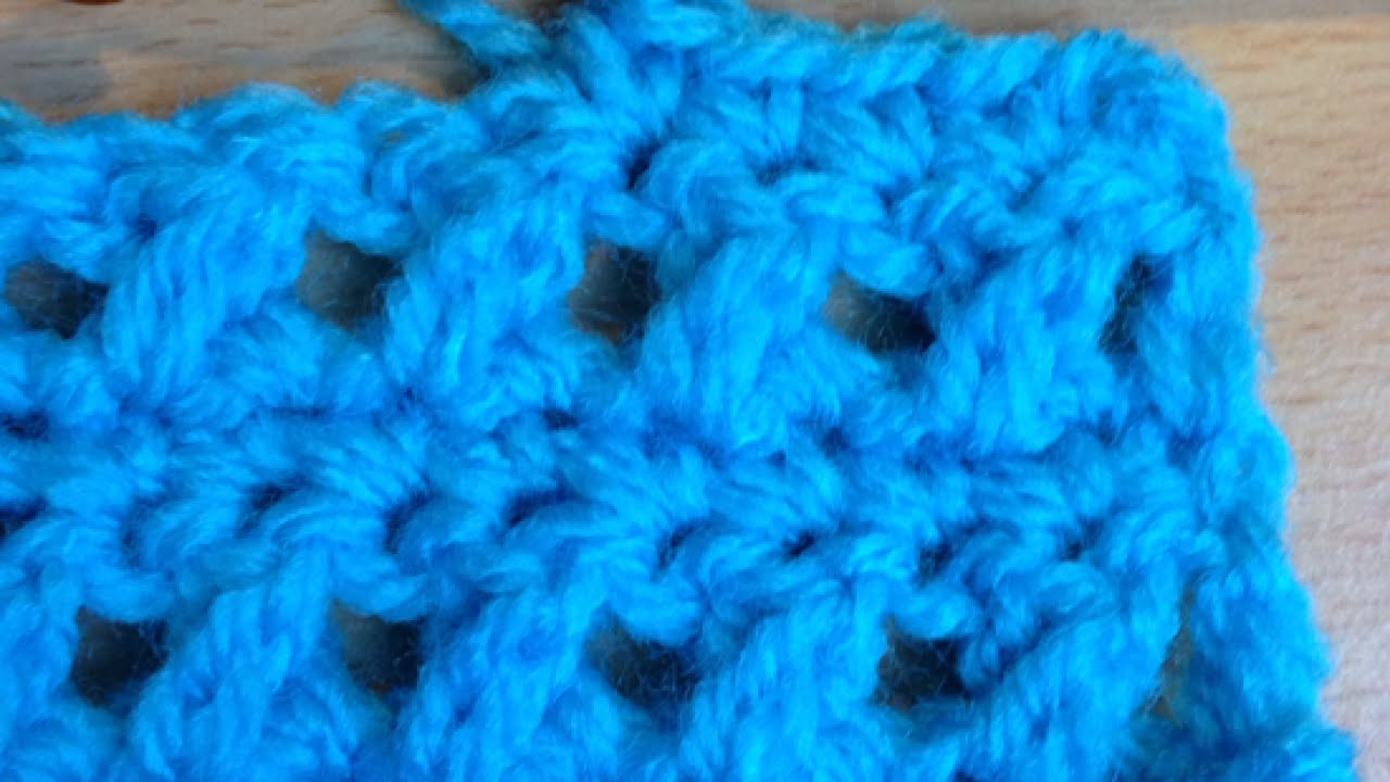 Make Criss Cross Crochet Stitches Diy Crafts Guidecentral Youtube