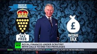 Taxing Royals: Prince Charles