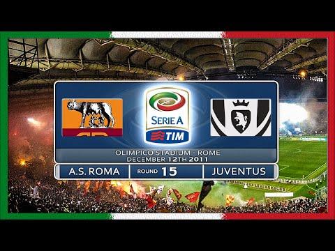 Serie A 2011-12, AS Roma - Juve (Full, RU)