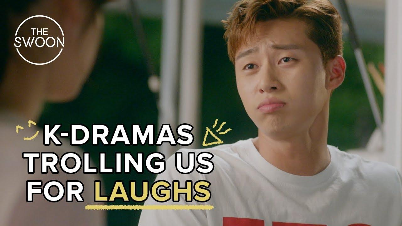 K-dramas trolling us for laughs [ENG SUB]