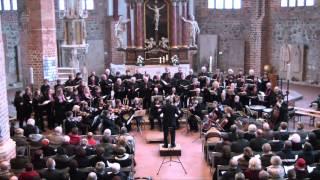 """G. F. Händel """"Der Messias"""": Chor Nr. 44 """"Denn wie durch Einen der Tod"""", St. Marien-Domkantorei"""