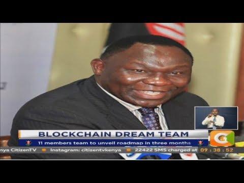 Gov't unveils taskforce to explore use of blockchain technology