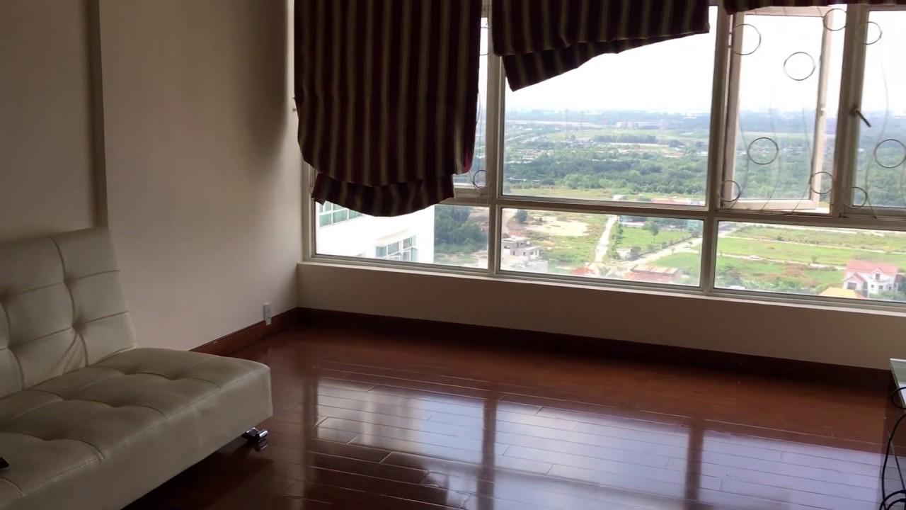 Phòng ngủ và phòng khách căn hộ Hoàng Anh Gia Lai Gold House