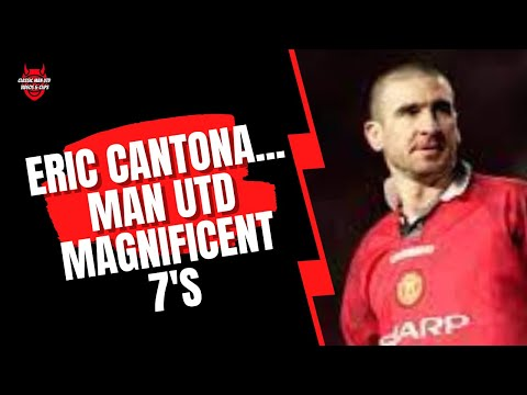 07c1e964c Eric Cantona - Man Utd Magnificent 7 s - YouTube