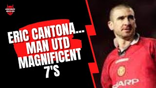 Eric Cantona - Man Utd Magnificent 7