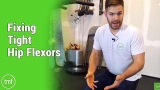 "Hip Flexor ""Tightness"" 