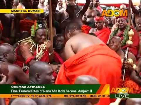 Ohemaa Ayikesee on Adom TV (7-12-17)