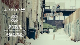Arbor Snowboards :: Arbor x Nowamean ~ LP Dorval Full Part Re-Edit