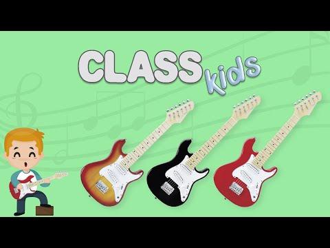 CLASS CLK10 - Guitarra infantil