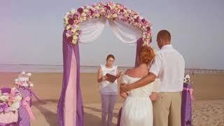 Символическая церемония за границей. Свадьба в Египте, Шарм-эль-Шейх, свадьба на пляже!