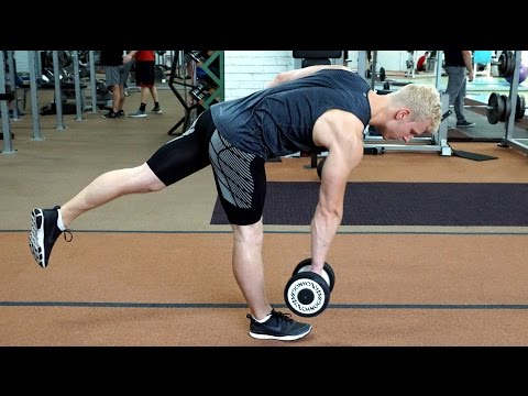 5 Single Leg Deadlifts for Stability and Balance