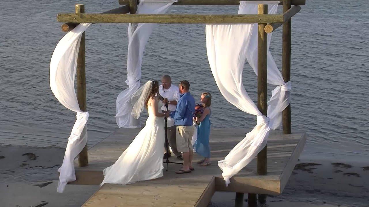Adam Alyssa Wedding Officiant Example