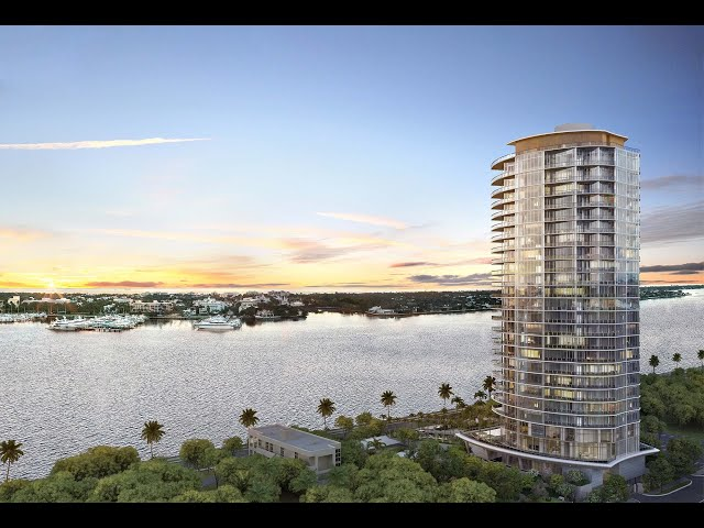 Forte on Flagler | West Palm Beach Intracoastal Condo