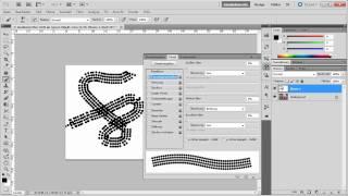 99 Photoshop Tutorial - Pinselspitzen selbst erstellen und effektiv einsetzen