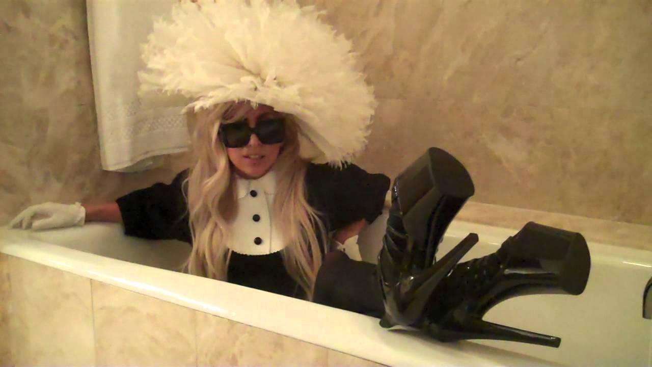 Lady Gaga's Pop Video Countdown