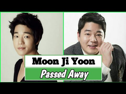 Passed Away: Actor Moon Ji Yoon Died
