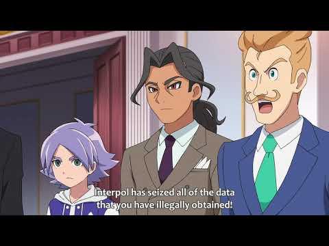 Inazuma Eleven Orion Episode 49 English Sub Final