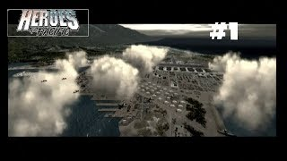 Heroes of the Pacific (PS2) - Part 1 - Pearl Harbor