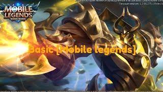 """Ночной бустер. Стрим игры """"Mobile Legends: Bang Bang""""."""