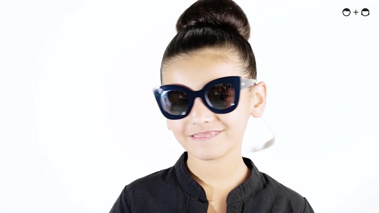 6f90593bf5b Sons + Daughters Eyewear Cat Cat Kids Sunglasses - YouTube