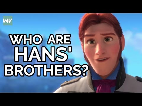 Who Are Hans' Brothers!? | Frozen Theory: Discovering Disney