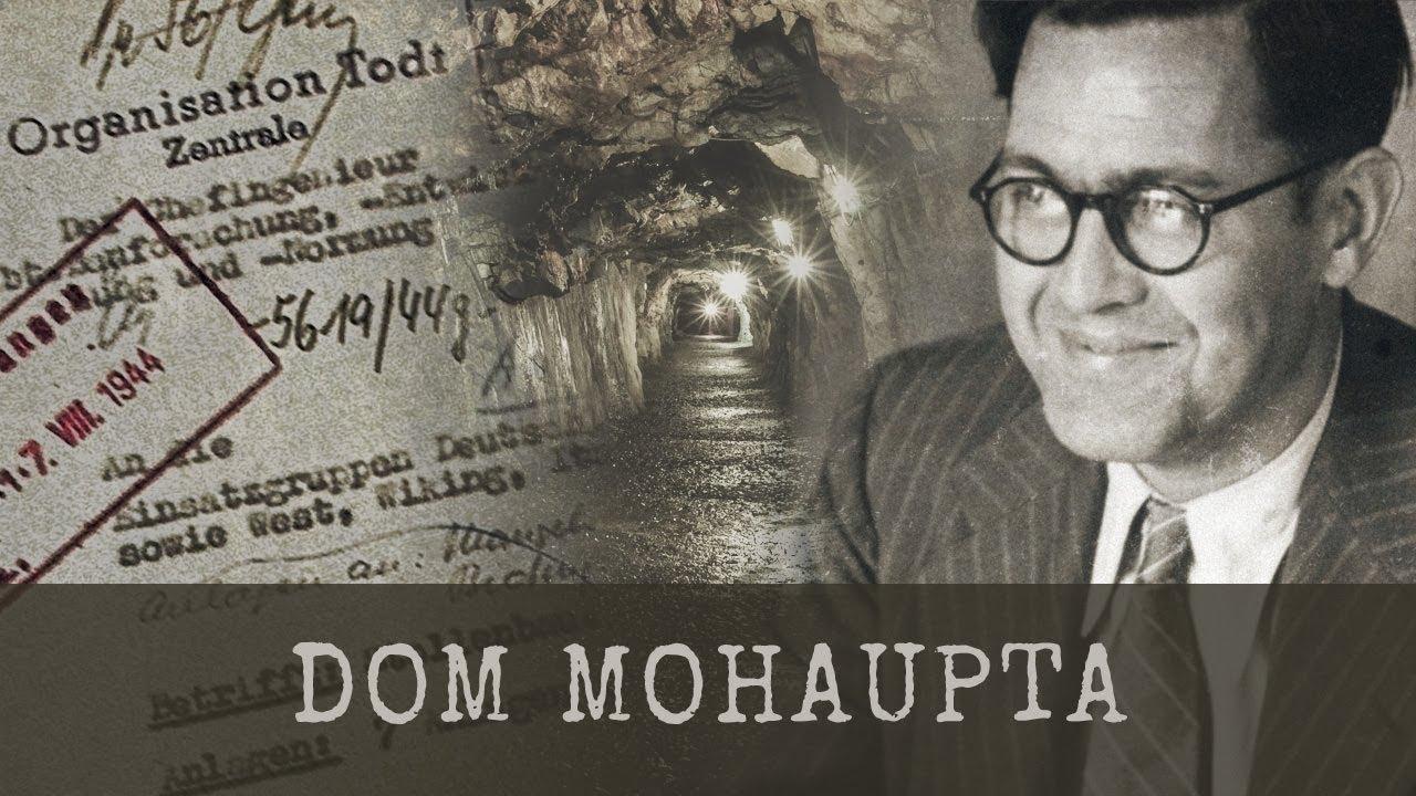 Dom Mohaupta – To tu opracowano podziemia Riese cz. 2