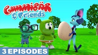 """Download Gummy Bear Show """"Surprise Egg"""" Gummibär And Friends Episode Compilation Mp3 and Videos"""