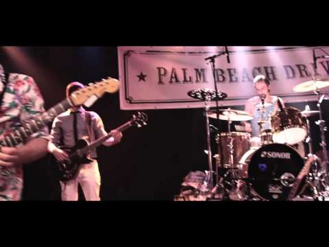 Palm Beach Drive - Misirlou - Dick Dale Cover ( Live am Wiesenfest 2015 )