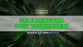 Tiberium Wars 1vs1 Sole Survivor Tournament