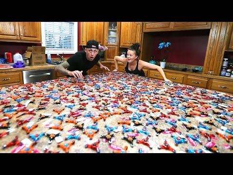 Thumbnail: 20,000 CRAZY FIDGET SPINNERS!!