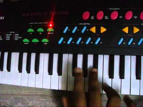 NATRANG THEME SONG ON PIANO