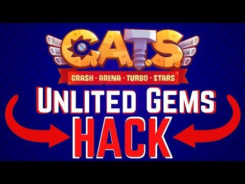 c.a.t.s Crash Arena Turbo Stars FREE Gems hack 2017