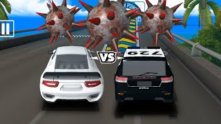 Deadly Race #4 Vehicle VS Vehicle (Speed Car Bumps Challenge) - Gameplay
