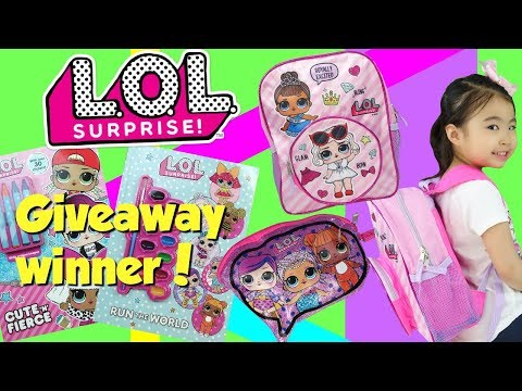 lol-surprise-backpack-and-wristlet-from-target-lol-surprise-activity-book-giveaway-winner-announced