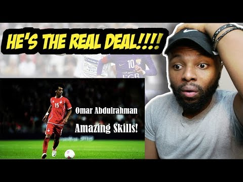 Omar Abdulrahman▶ㅣAmazing Skills! / Asia Best Technician / Young Talentㅣ◀2013~2015▶ Reaction