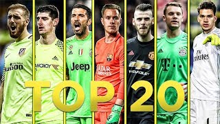 TOP 20 Saves of October 2018 - With Commentary!!