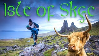 Highland Cows & Epic Views on The Isle of Skye | Scotland Travel Vlog