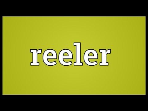 Header of reeler