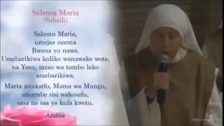 AVE MARÍA (Suhaili - Quênia)/AVE MARIA (Suhaili - Kenia)/HAIL MARY (Swahili)/SALAMU MARIA (Swaihili)