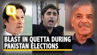 Pakistan Polls: At least 30 Killed in Quetta Blast Amidst elections