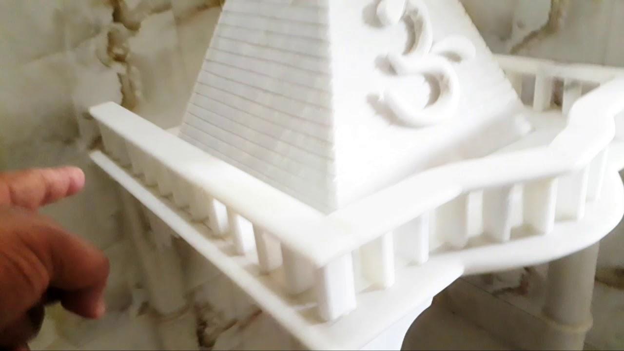 30 x 50 House Marble Mandir Room design | Vitrified wall Tiles - YouTube