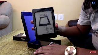 Amazon Kindle Paperwhite, Initial Setup, Review, Kindle Unlimited Subscription thumbnail