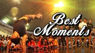 MY BEST BREAKDANCE BATTLE MOMENTS
