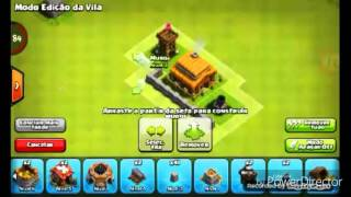 Clash Of Clans- Layout cv 3 Push!!!