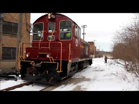 Struggles of winter railroading- CTM Chicago